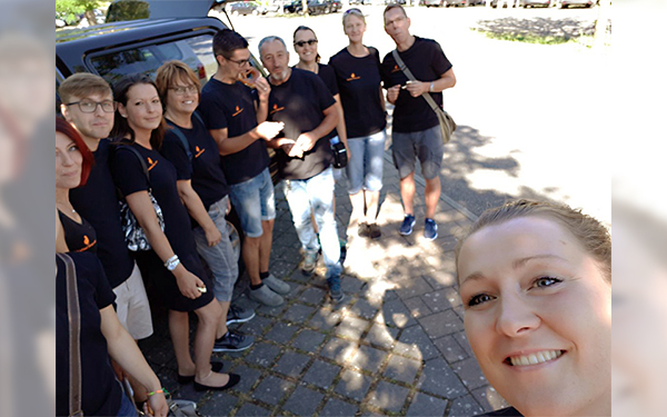 Team Wachtel-Shop Karriere