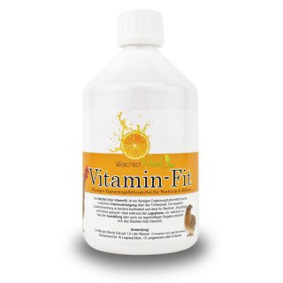 Vitamin-Fit 500ml