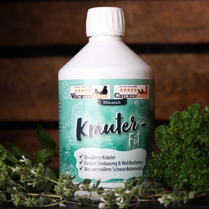 Kräuter-Fit 500ml | WachtelGold®
