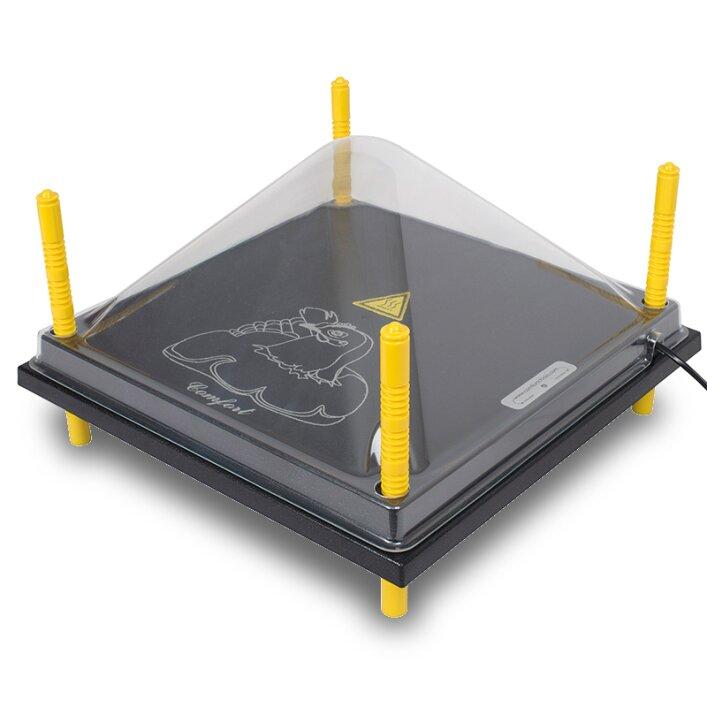 Wärmeplatte Schutzhaube 40 x 40cm