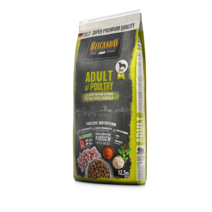 Adult GF Poultry 12,5kg | Belcando