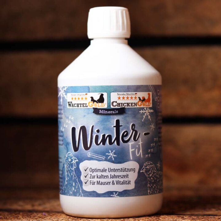 WachtelGold® Winter-Fit 500ml