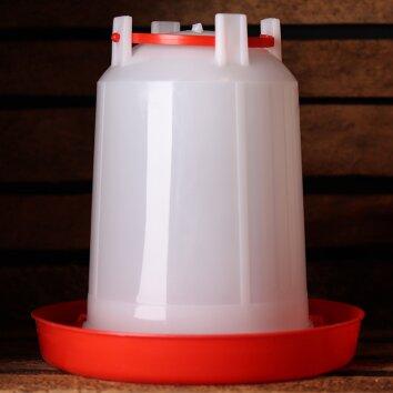 Wachteltränke 1,5l - red | Quailzz®