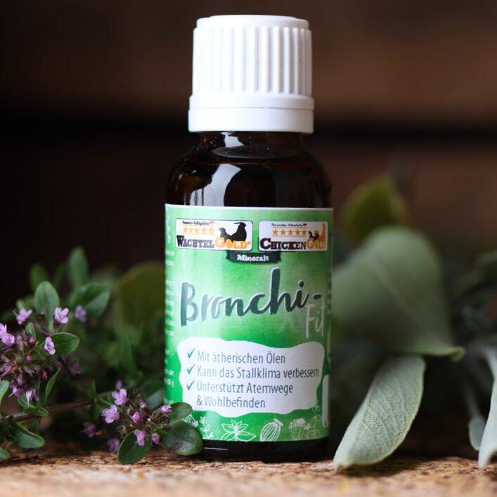 Bronchi-Fit 20ml | WachtelGold®