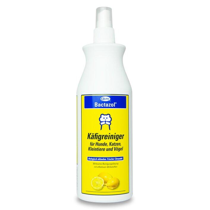 Quiko® Bactazol Käfigreiniger 500ml