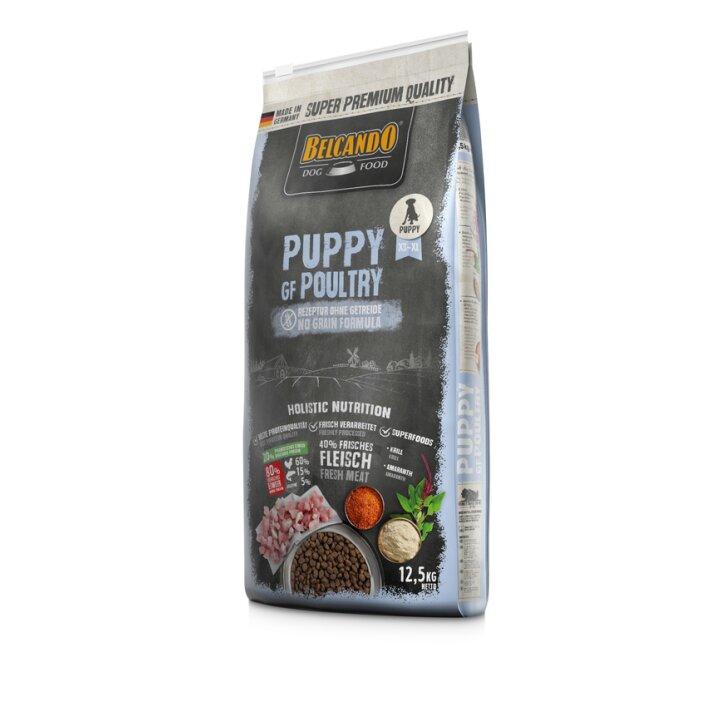 Puppy GF Poultry 12,5kg | Belcando