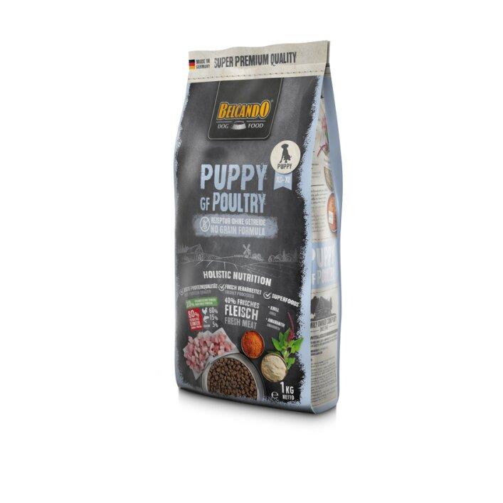 Puppy GF Poultry 1kg   Belcando