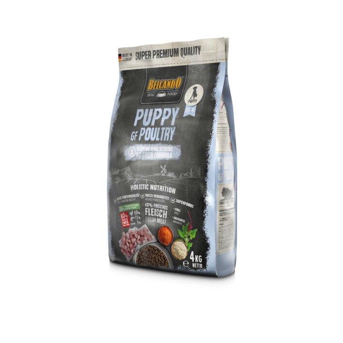 Puppy GF Poultry 4kg | Belcando