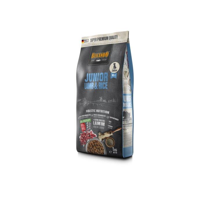 Junior Lamb & Rice 1kg | Belcando