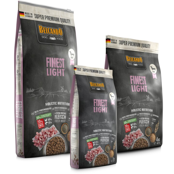 Finest Light 12,5kg | Belcando