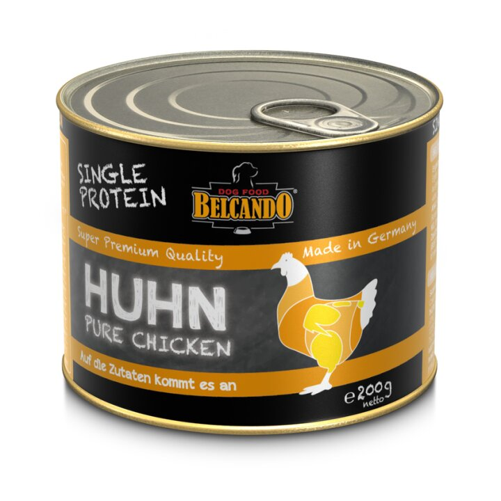 Single Protein Huhn 6x200g | Belcando