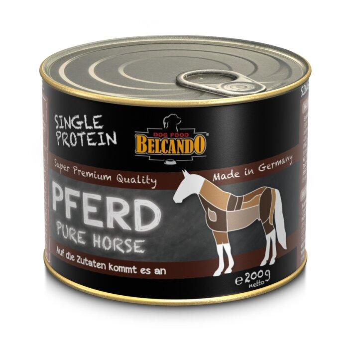 Single Protein Pferd 6x200g | Belcando