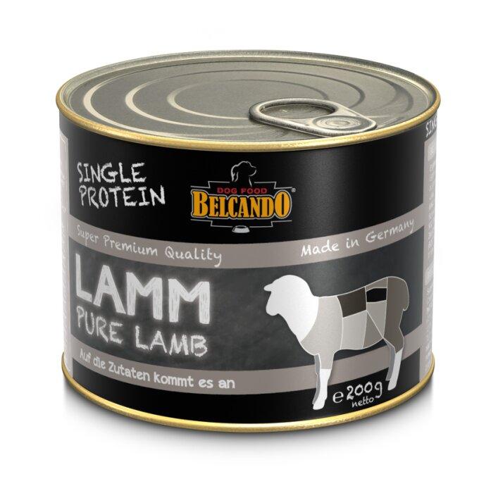 Single Protein Lamm 6x200g | Belcando