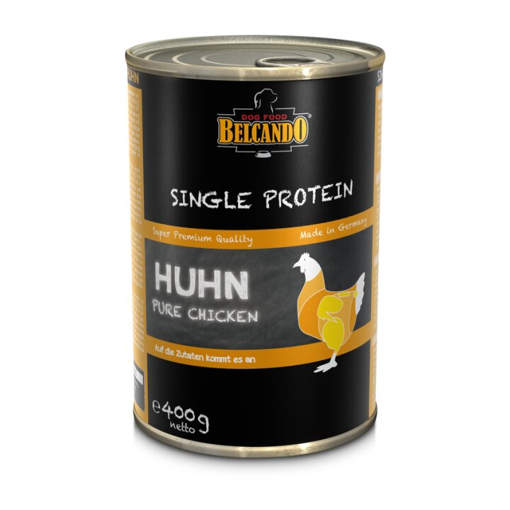 Single Protein Huhn 6x400g | Belcando