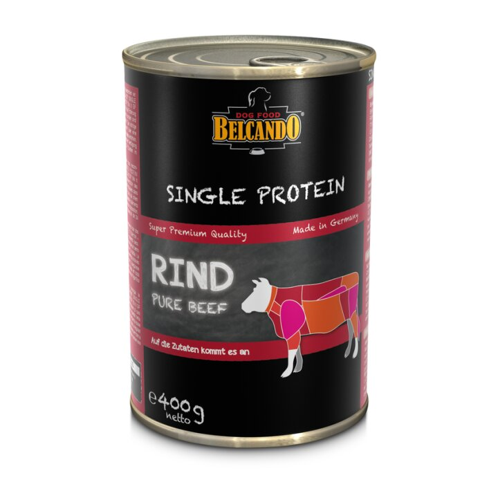 Belcando Single Protein Rind 6x400g