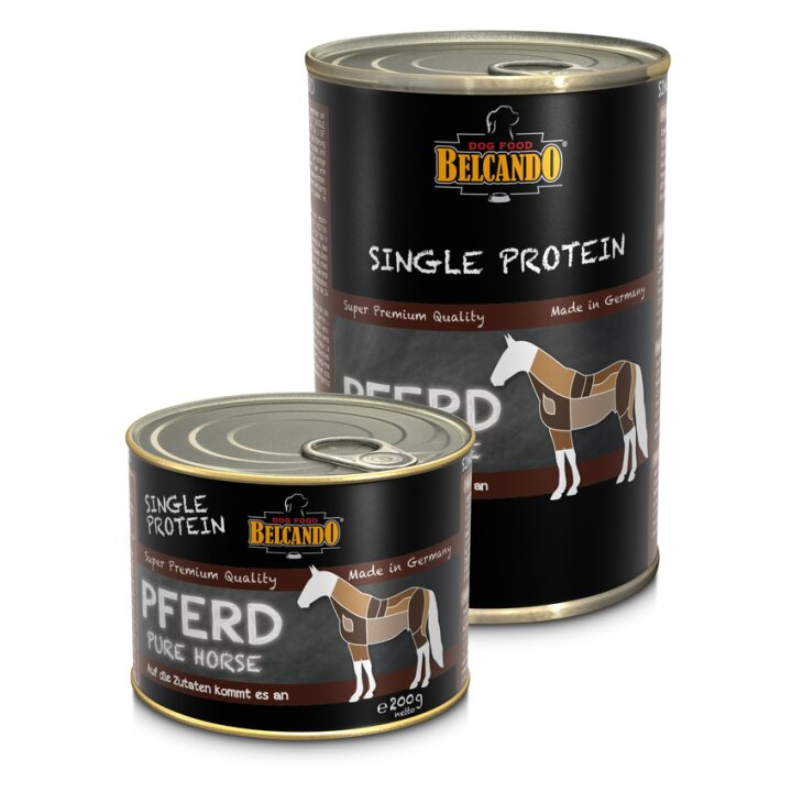 Belcando Single Protein Pferd 6x400g