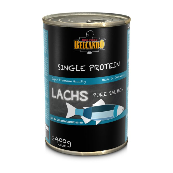 Belcando Single Protein Lachs 6x400g