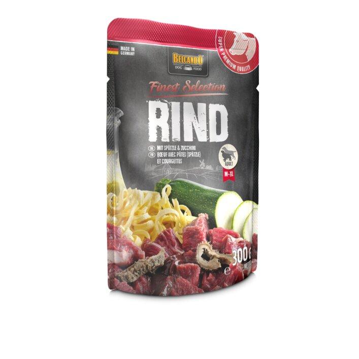 Rind mit Spätzle & Zucchini 6x300g | Belcando Finest Selection