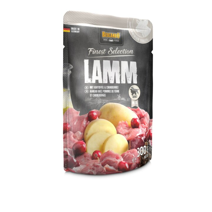 Lamm mit Kartoffeln & Cranberries 6x300g | Belcando Finest Selection