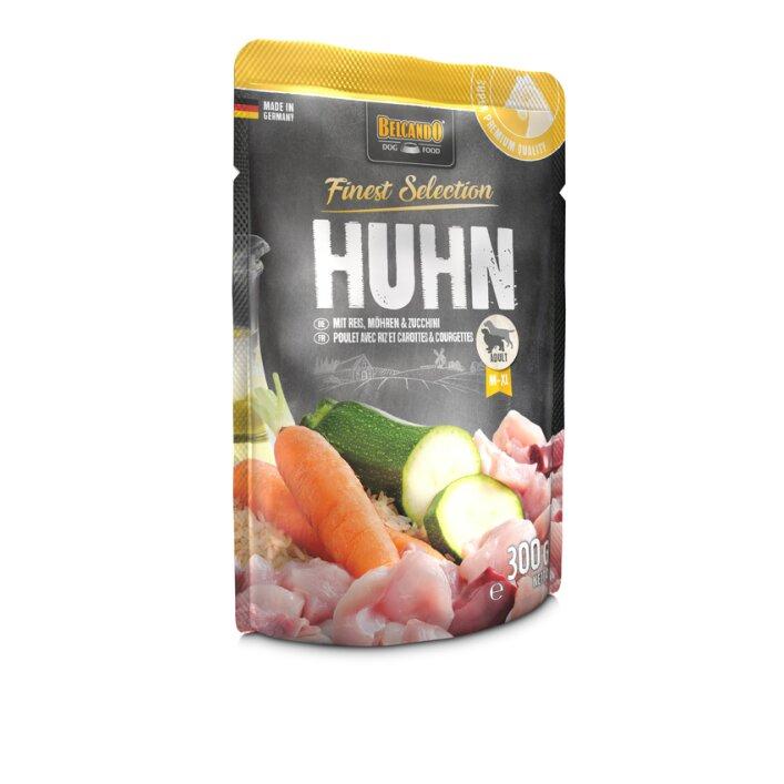Huhn mit Reis, Möhren & Zucchini 6x300g | Belcando Finest Selection