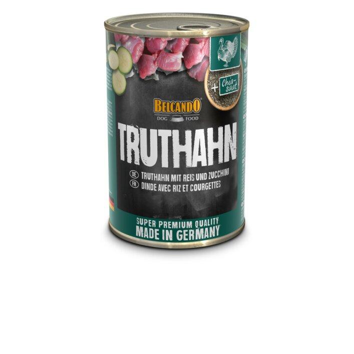 Truthahn mit Reis & Zucchini 6x400g | Belcando Super Premium