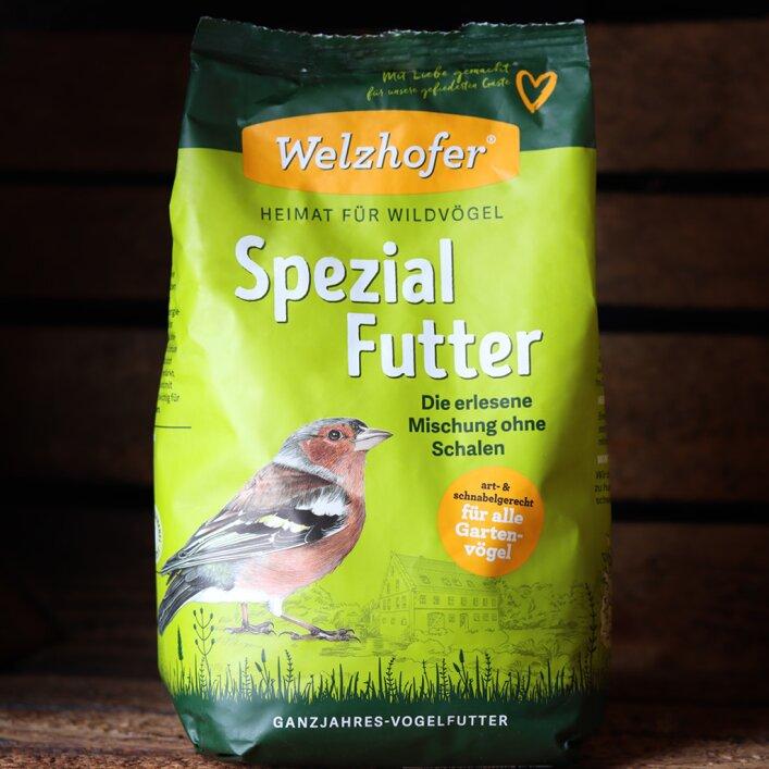 Wildvogel Spezialfutter 4kg