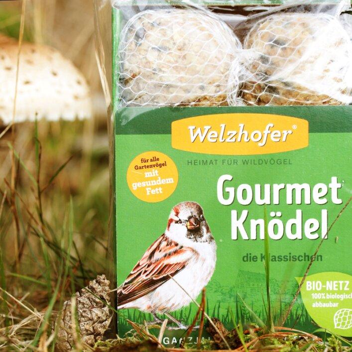 """Wildvogel Knödel """"die Klassischen"""" 6x100g -im Bio-Netz-"""