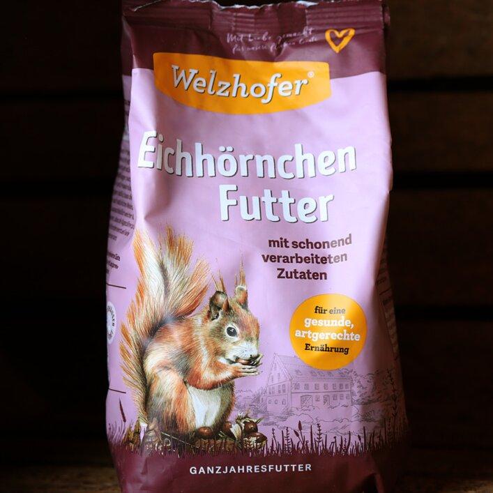 Eichhörnchenfutter 1kg
