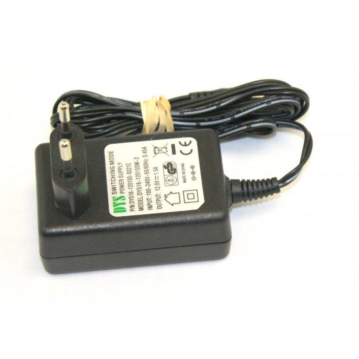 Netzteil für Mini Geräte 12V 1,5A