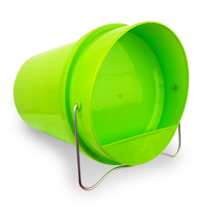 Geflügel-Tränkeeimer 6 Liter hellgrün