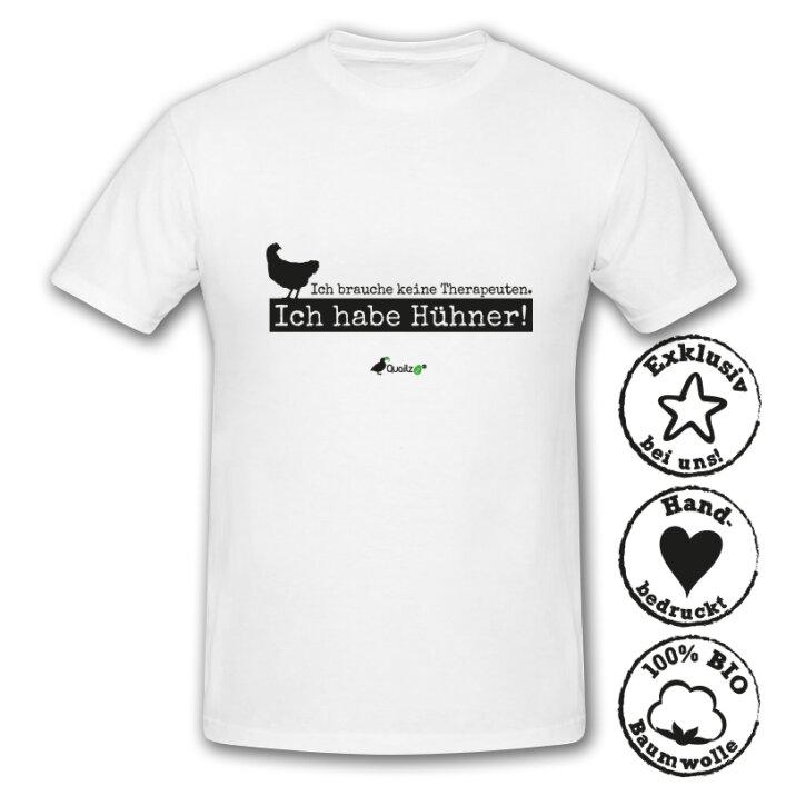 Hühner Shirt Hühnermode Motive Hühnermotive Männer Kleidung Bekleidung