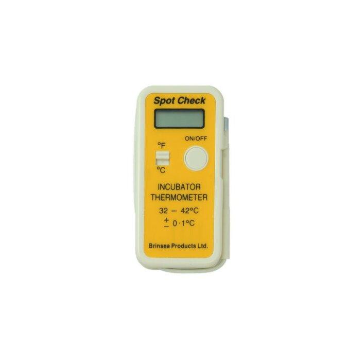 Brinsea Brutthermometer mit Kalibrierungszertifikat