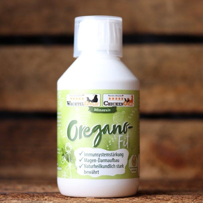 Oregano-Fit 250ml   WachtelGold®