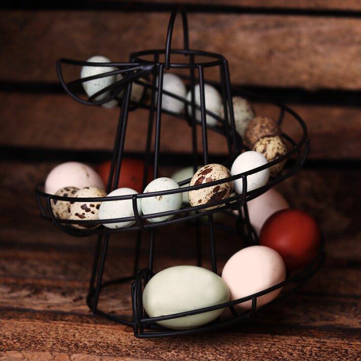 Eierspirale für Wachtel- & Hühnereier | Quailzz®