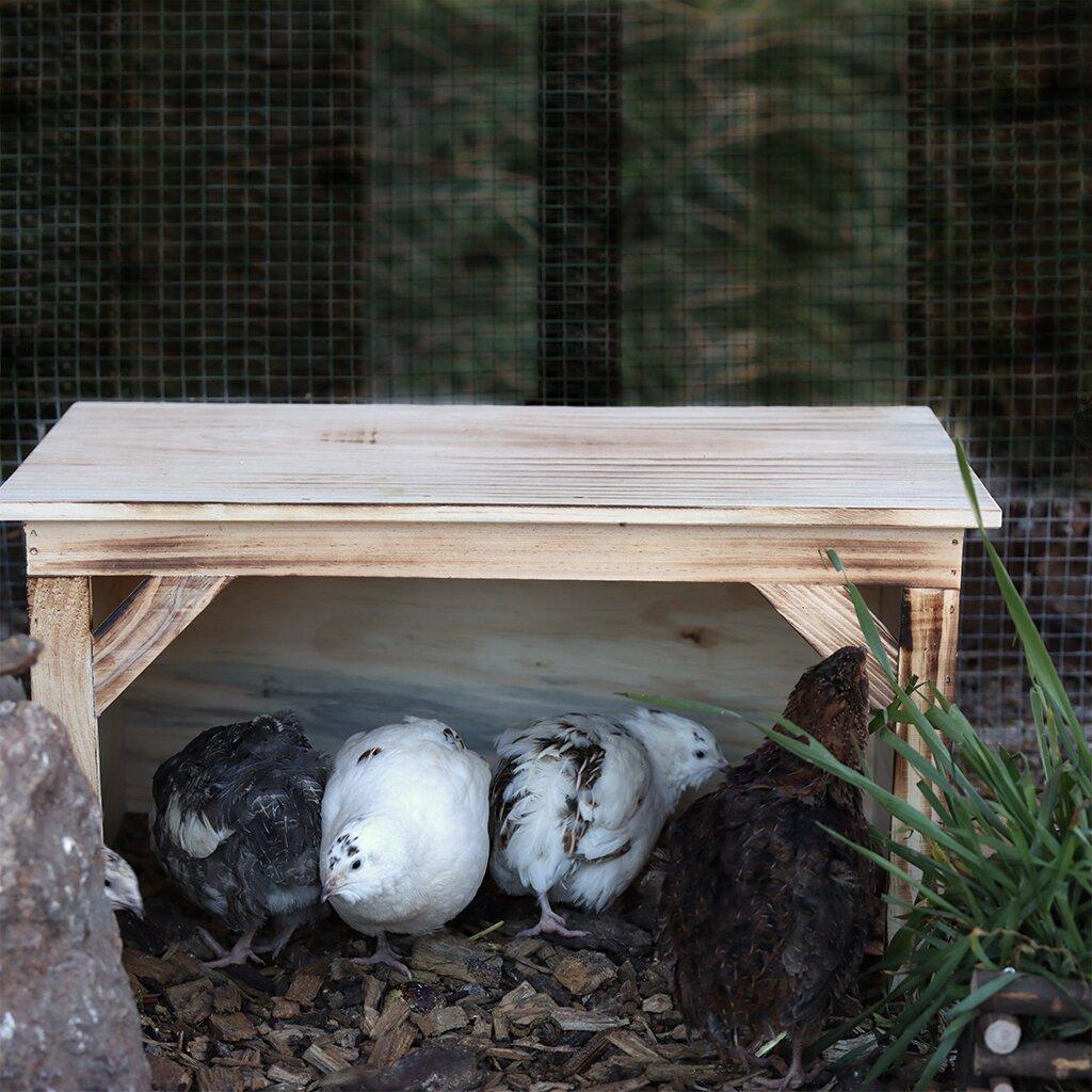 holz unterstand geflammt 34 99. Black Bedroom Furniture Sets. Home Design Ideas