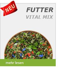 Wachtelfutter Vital Mix